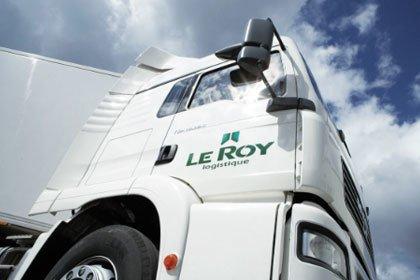 Le roy logistique passe la barre des 100 millions d 39 euros - Le roy logistique ...