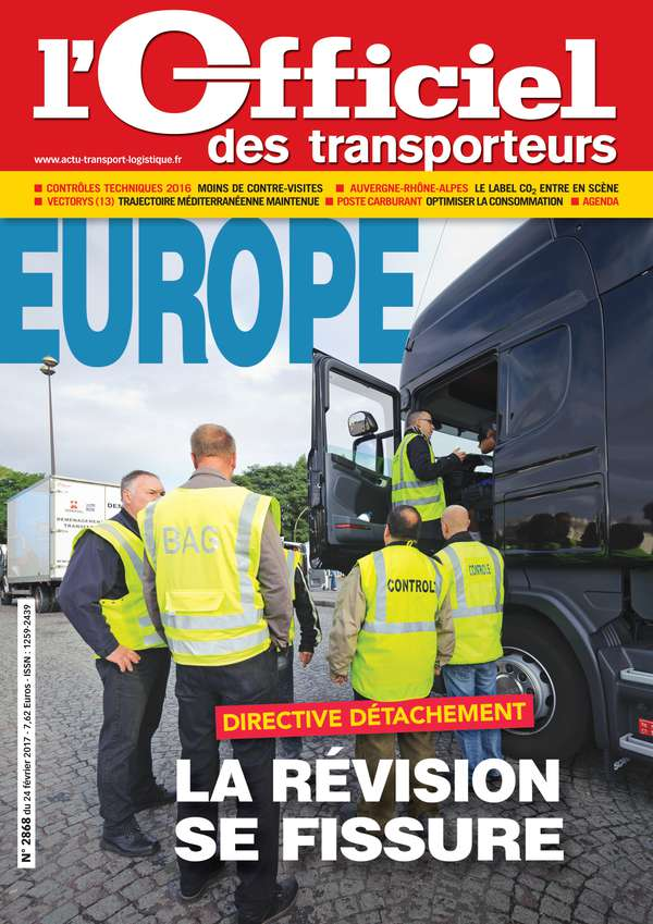 Couverture magazine n° 2868