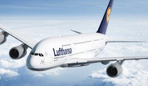 Lufthansa, premier transporteur aérien européen en 2017