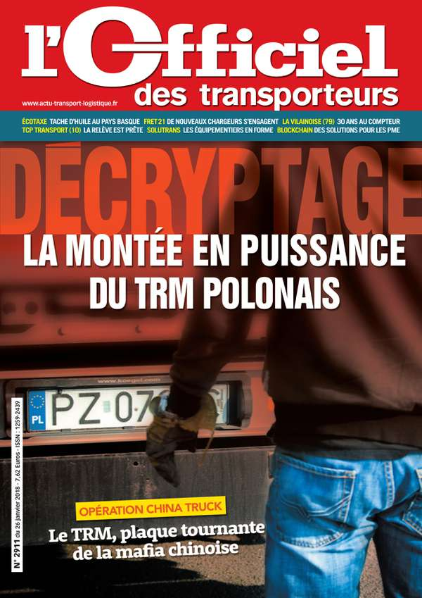 Couverture magazine n° 2911