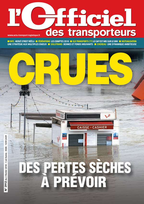 Couverture magazine n° 2912