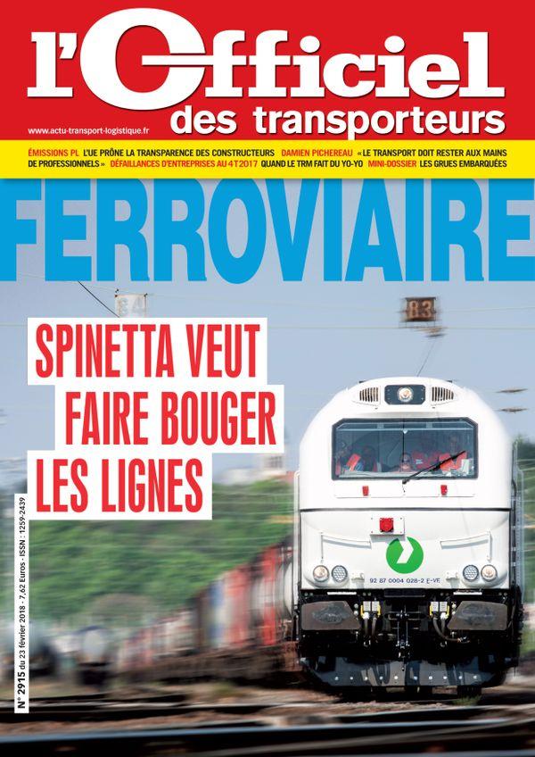 Couverture magazine n° 2915