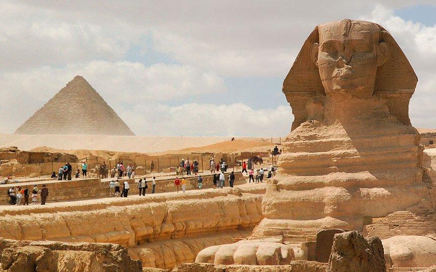Egypte - Site de Guizeh