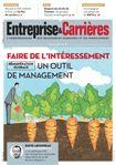 Couverture magazine Entreprise et carrières n° 1325