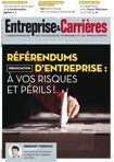 Couverture magazine Entreprise et carrières n° 1352