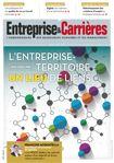 Couverture magazine Entreprise et carrières n° 1364