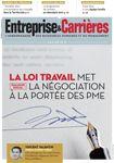 Couverture magazine Entreprise et carrières n° 1301