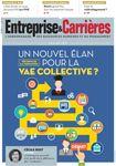Couverture magazine Entreprise et carrières n° 1296