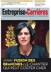 Couverture magazine Entreprise et carrières n° 1289