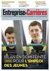 Couverture magazine Entreprise et carrières n° 1307