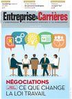Couverture magazine Entreprise et carrières n° 1306