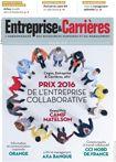Couverture magazine Entreprise et carrières n° 1313