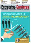 Couverture magazine Entreprise et carrières n° 1294