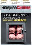 Couverture magazine Entreprise et carrières n° 1295