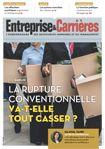 Couverture magazine Entreprise et carrières n° 1370