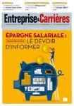 Couverture magazine Entreprise et carrières n° 1254