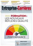 Couverture magazine Entreprise et carrières n° 1255