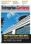 Couverture magazine Entreprise et carrières n° 1267