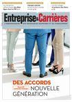 Couverture magazine Entreprise et carrières n° 1258
