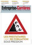 Couverture magazine Entreprise et carrières n° 1260