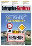 Couverture magazine Entreprise et carrières n° 1257