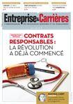 Couverture magazine Entreprise et carrières n° 1261