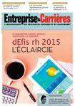 Couverture magazine Entreprise et carrières n° 1246