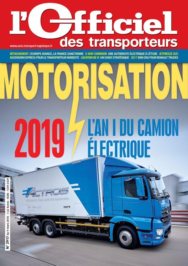 Couverture magazine n° 2917