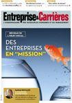 Couverture magazine Entreprise et carrières n° 1373