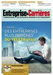 Couverture magazine Entreprise et carrières n° 1376