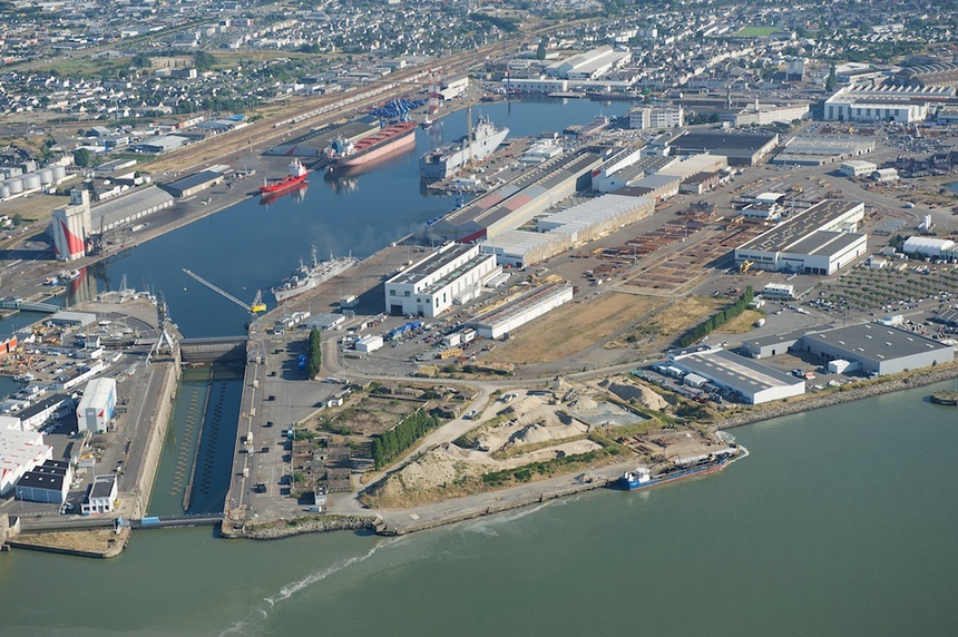 port nantes saint nazaire