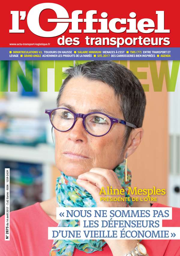 Couverture magazine n° 2875