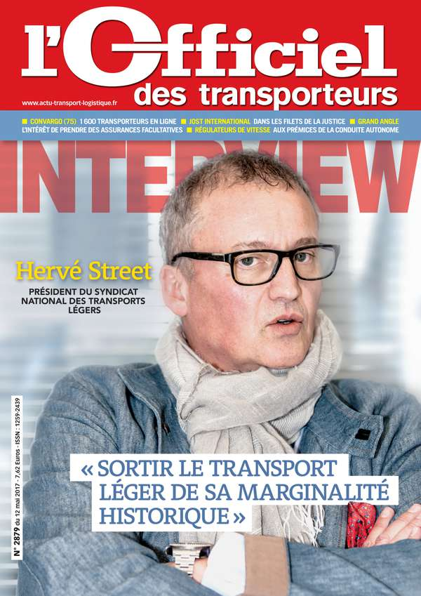 Couverture magazine n° 2879