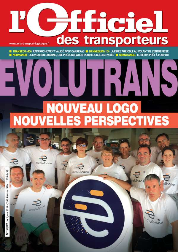 Couverture magazine n° 2882