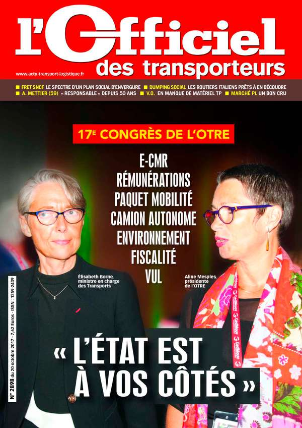Couverture magazine n° 2898
