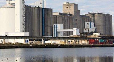 7732be2a187a54 Le port du Havre inaugure un nouveau silo à sucre