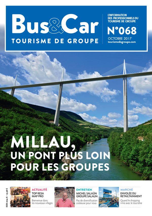 Bus et Car : Tourisme de Groupe n° 68 de octobre 2017