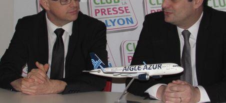 À Aigle Lyon Tour Les Met Azur Hebdo Gaz wIxSrqIXg