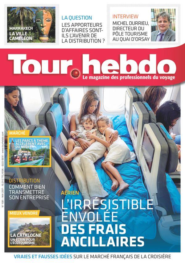 Tour Hebdo n° 1581 de mai 2017