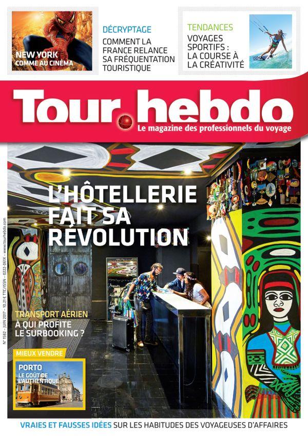 Tour Hebdo n° 1582 de juin 2017