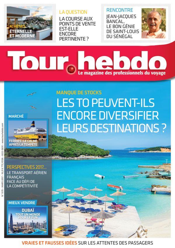 Tour Hebdo n° 1579 du 01 mars 2017