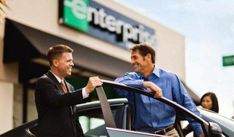 Rent-A-Car, en tête du palmarès des loueurs de voitures