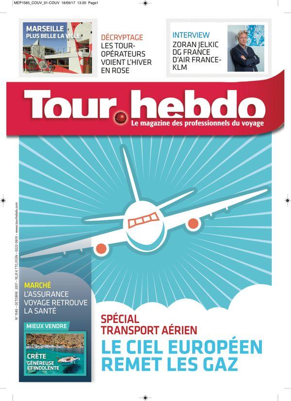 Tour Hebdo n° 1585 du 01 octobre 2017