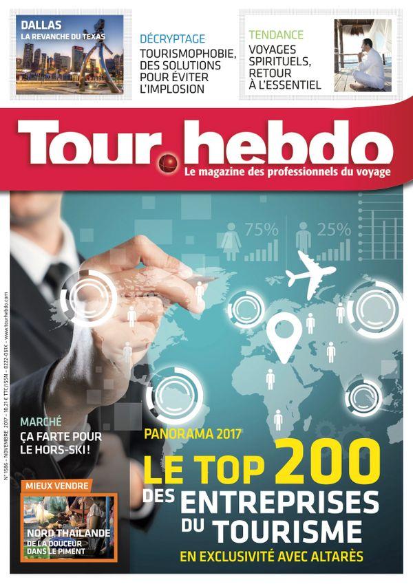 Tour Hebdo n° 1586 du 01 novembre 2017