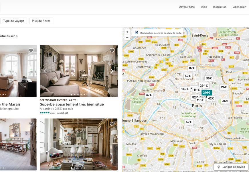 airbnb asnieres interesting immobilier les ppites de louest du grand paris nanterre et asnires. Black Bedroom Furniture Sets. Home Design Ideas