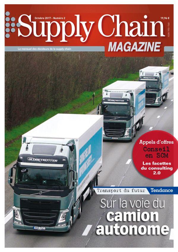 Couverture magazine n° 2