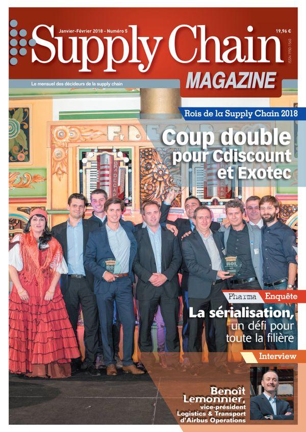Couverture magazine n° 5