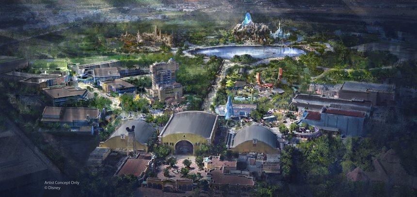 Disneyland Marvel