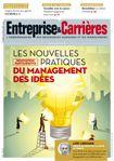 Couverture magazine Entreprise et carrières n° 1323