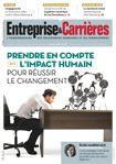 Couverture magazine Entreprise et carrières n° 1350